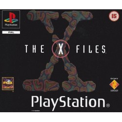 PS1 THE X FILES (USED)