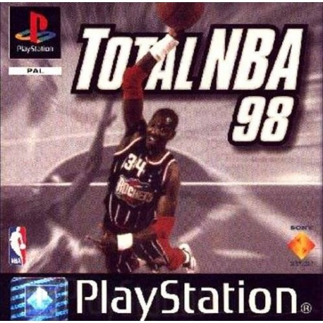 PS1 TOTAL NBA 98 (USED)