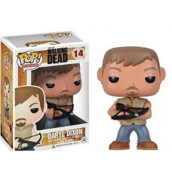 POP! TELEVISION : THE WALKING DEAD DARYL DIXON no14 VINYL FIGURE