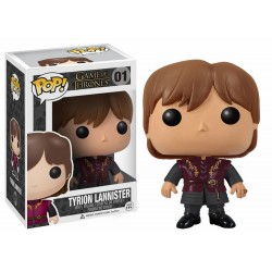 POP! TELEVISION: GAME OF THRONES TYRION LANNISTER no01 VINYL FIGURE
