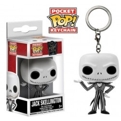 POCKET POP! JACK SKELLINGTON KEYCHAIN (3cm)