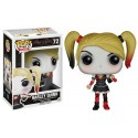 POP! HEROES : BATMAN ARKHAM KNIGHT - HARLEY QUINN no72 VINYL FIGURE (10cm)