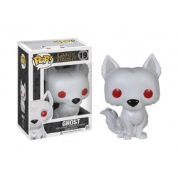 POP! GAME OF THRONES - GHOST (DIREWOLF) no19 VINYL FIGURE
