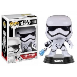 POP! STAR WARS - THE FORCE AWAKENS FN-2199 TROOPER no111 VINYL BOBBLE-HEAD FIGURE