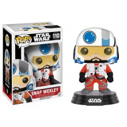 POP! STAR WARS - THE FORCE AWAKENS SNAP WEXLEY no110 VINYL BOBBLE-HEAD FIGURE