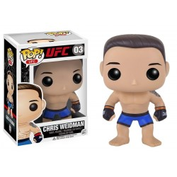POP! UFC: CHRIS WEIDMAN no03 VINYL FIGURE