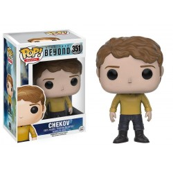 POP! MOVIES: STAR TREK BEYOND - CHEKOV no351 VINYL FIGURE