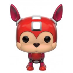 POP! GAMES: MEGAMAN - RUSH no103 VINYL FIGURE