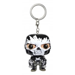POCKET POP! CAPTAIN AMERICA: CIVIL WAR - CROSSBONES BOBBLE-HEAD KEYCHAIN