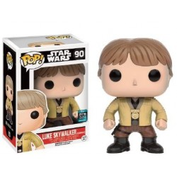 POP! STAR WARS - LUKE SKYWALKER CEREMONY no90 VINYL BOBBLE-HEAD FIGURE