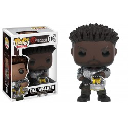 POP! GAMES: GEARS OF WAR - DEL WALKER no116 VINYL FIGURE