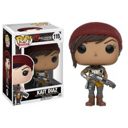 POP! GAMES: GEARS OF WAR - KAIT DIAZ no115 VINYL FIGURE
