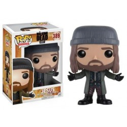 POP! TELEVISION: THE WALKING DEAD - JESUS no389 VINYL FIGURE