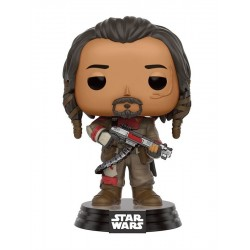 POP! STAR WARS: ROGUE ONE - BAZE MALBUS no141 BOBBLE-HEAD FIGURE