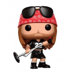 POP! ROCKS: GUNS N' ROSES - AXL ROSE no50 VINYL FIGURE