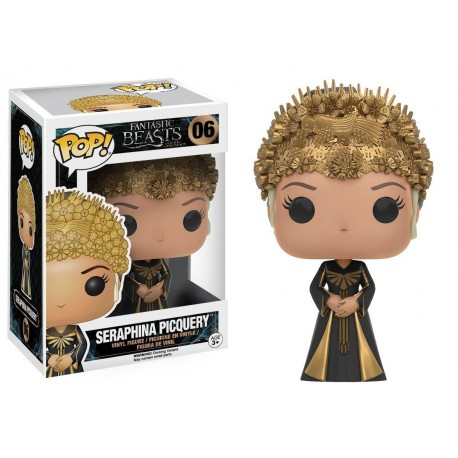 POP! MOVIES: FANTASTIC BEASTS AND WHERE TO FIND THEM - SERAPHINA PICQUERY no06 VINYL FIGURE