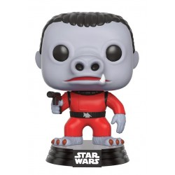 POP! STAR WARS: RED SNAGGLETOOTH LIMITED no70 VINYL BOBBLE-HEAD FIGURE