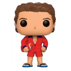POP! TELEVISION: BAYWATCH - MITCH BUCHANNON no445 VINYL FIGURE