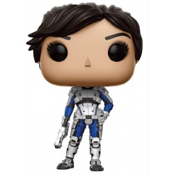POP! GAMES: MASS EFFECT ANDROMEDA - SARA RYDER no185 VINYL FIGURE