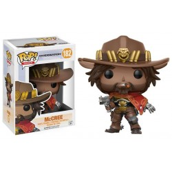POP! GAMES: OVERWATCH - MCCREE no182 VINYL FIGURE