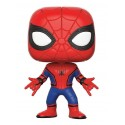 POP! MARVEL: SPIDER-MAN HOMECOMING - SPIDER-MAN no220 VINYL BOBBLE-HEAD FIGURE