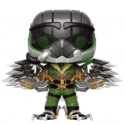 POP! MARVEL: SPIDER-MAN HOMECOMING - THE VULTURE no227 VINYL BOBBLE-HEAD FIGURE
