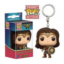 POCKET POP! WONDER WOMAN MOVIE - WONDER WOMAN KEYCHAIN