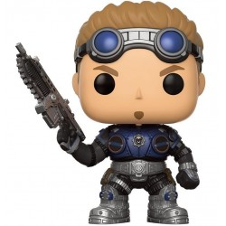 POP! Games: Gears of War - Damon Baird no197 Vinyl Figure