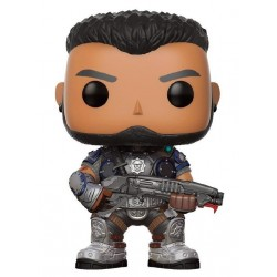 POP! Games: Gears Of War - Dominic Santiago no196 Vinyl Figure