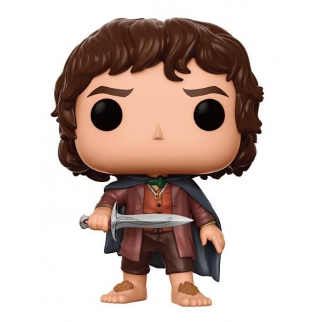 POP! Movies: Lord Of The Rings - Frodo Baggins no444 Vinyl Figure
