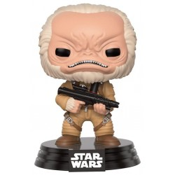POP! Star Wars: Rogue One - Weeteef Cyubee no187 Vinyl Bobble-Head