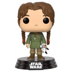 POP! Star Wars: Rogue One - Young Jyn Erso no185 Vinyl Bobble-Head