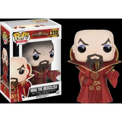 POP! Flash Gordon - Emperor Ming no310 Vinyl Figure
