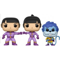 POP! Heroes: DC Super Friends - Wonder Twins SDCC 2017 (3 pack) Vinyl Figures