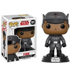 POP! Star Wars Ep. 8 The last Jedi - Finn no191 Vinyl Bobble-Head Figure