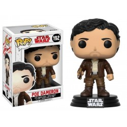 POP! Star Wars Ep. 8 The last Jedi - Poe Dameron no192 Vinyl Bobble-Head Figure