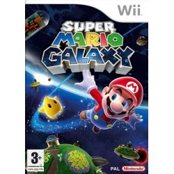 WII SUPER MARIO GALAXY (EU)
