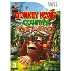 WII DONKEY KONG COUNTRY RETURNS (EU)