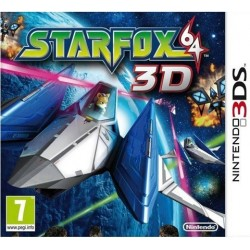 3DS STAR FOX 64 3D (EU)