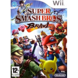 WII SUPER SMASH BROS. BRAWL (EU)
