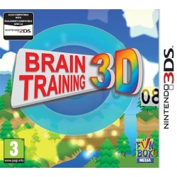 3DS Dr. Kawashima's Devilish Brain Training: Can you Stay Focused? (EU)