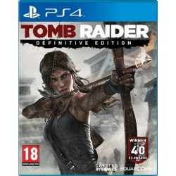 PS4 TOMB RAIDER - DEFINITIVE EDITION (EU)