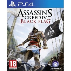 PS4 ASSASSIN'S CREED IV : BLACK FLAG (EU)
