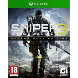 XBOX1 SNIPER : GHOST WARRIOR 3 - SEASON PASS EDITION (EU)