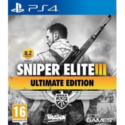 PS4 SNIPER ELITE III ULTIMATE EDITION & 9 DLC PACKS (EU)