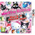 3DS HELLO KITTY & FRIENDS : ROCKIN' WORLD TOUR (EU)