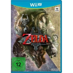 WIIU THE LEGEND OF ZELDA : TWILIGHT PRINCESS HD (EU)