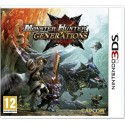 3DS MONSTER HUNTER: GENERATIONS (EU)
