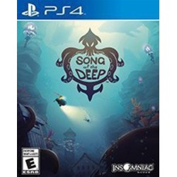 PS4 SONG OF THE DEEP (US)