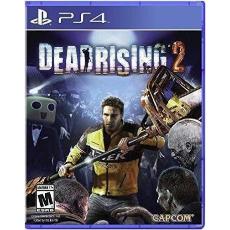 PS4 DEAD RISING 2 (US)
